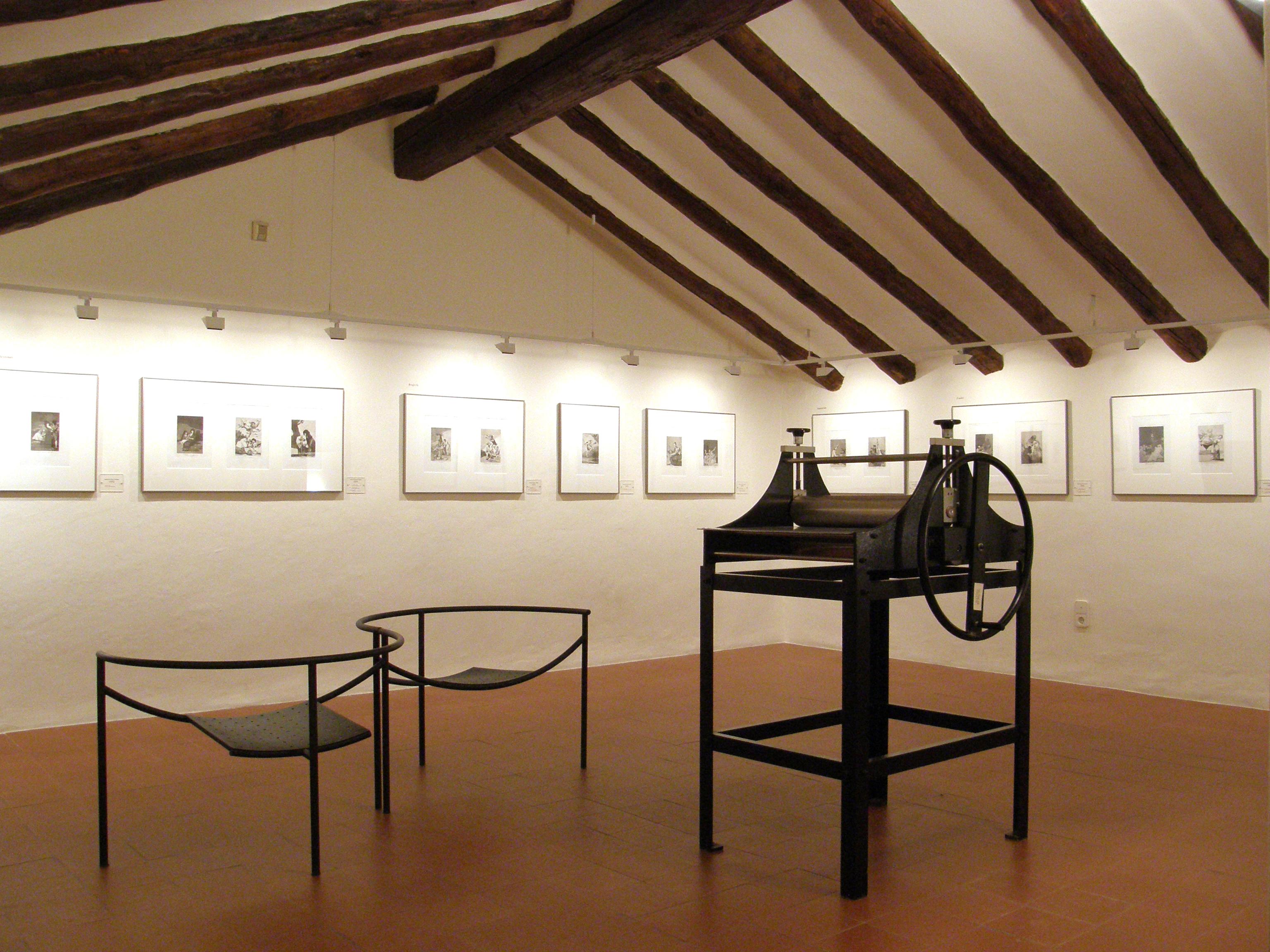 Museo de Grabado Fuendetodos